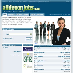 click here to visit All Devon Jobs website